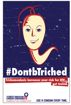 Trich sexually transmitted disease